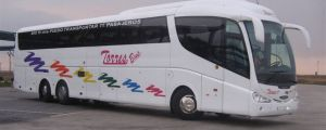 Alquiler autobuses con conductor : lo que necesitas saber